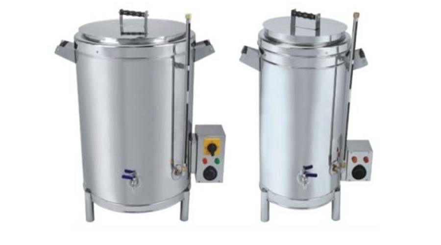 Steam Boiler & Milk Boiler   SM Kitchen Equipments P Ltd
